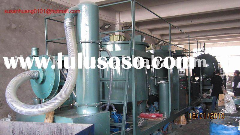 Sell small engine oil recycling system black engine oil for Sell used motor oil