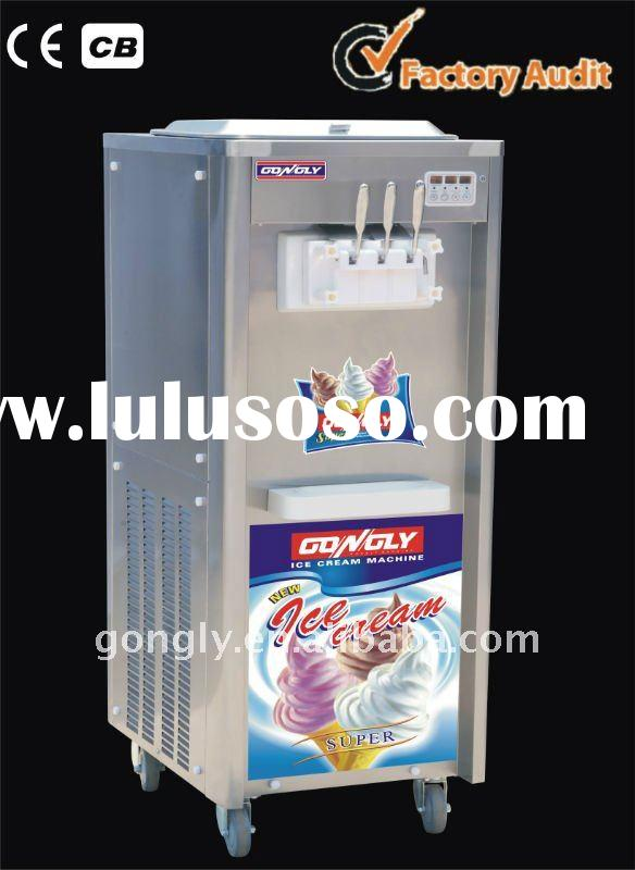 Soft Serve Ice Cream Machine BQL-S33-5