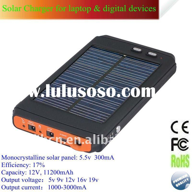 Solar Laptop Charger/Mobile Phone Charger