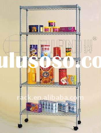 Stainless Steel Wire Rack , S/S Wire Shelf