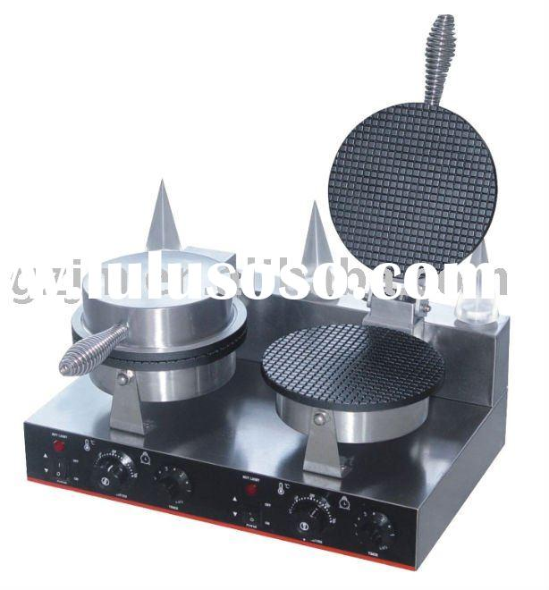 TCB-2 stainless steel commercial ice cream cone machine