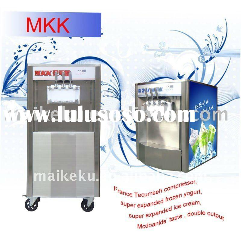 TK988 Super expanded soft ice cream making machine--MAIKEKU