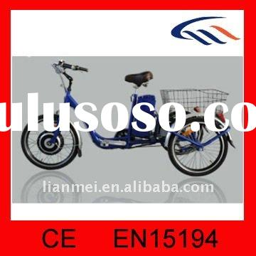 Tricruiser Electric Tricycle (24-Inch Wheels)