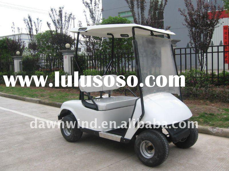 Two seats petrol engine cheap golf cart DLEVG1011
