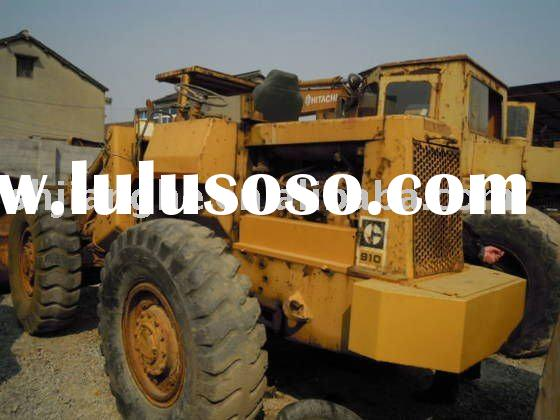 Used caterpillar wheel loader cat 910 for sale