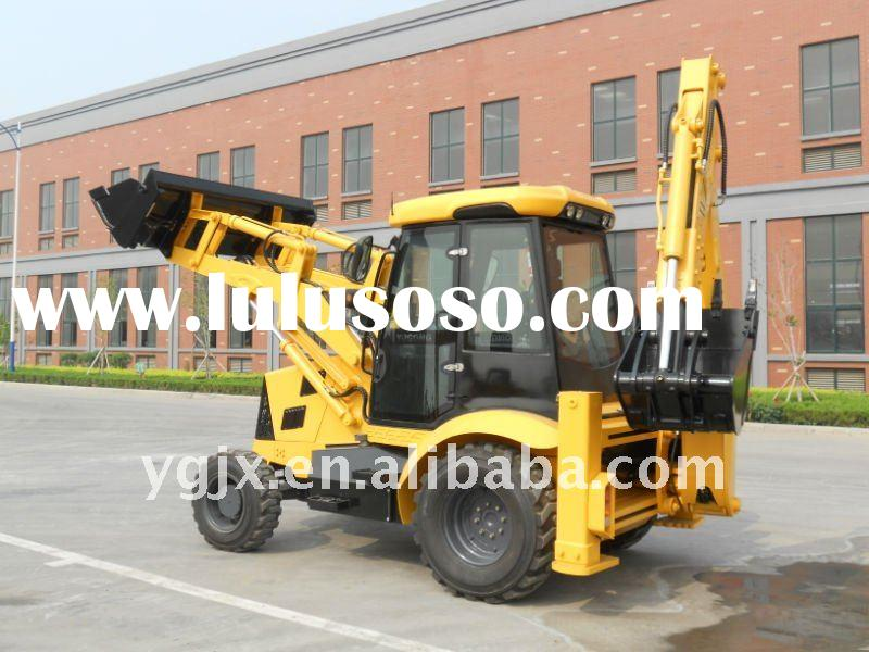 WZ30-25 the newest construction machinery Backhoe Loader similar JCB with low price