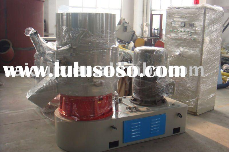 Waste plastic Film Agglomerate/ plastic film recycling line/plastic agglomerate