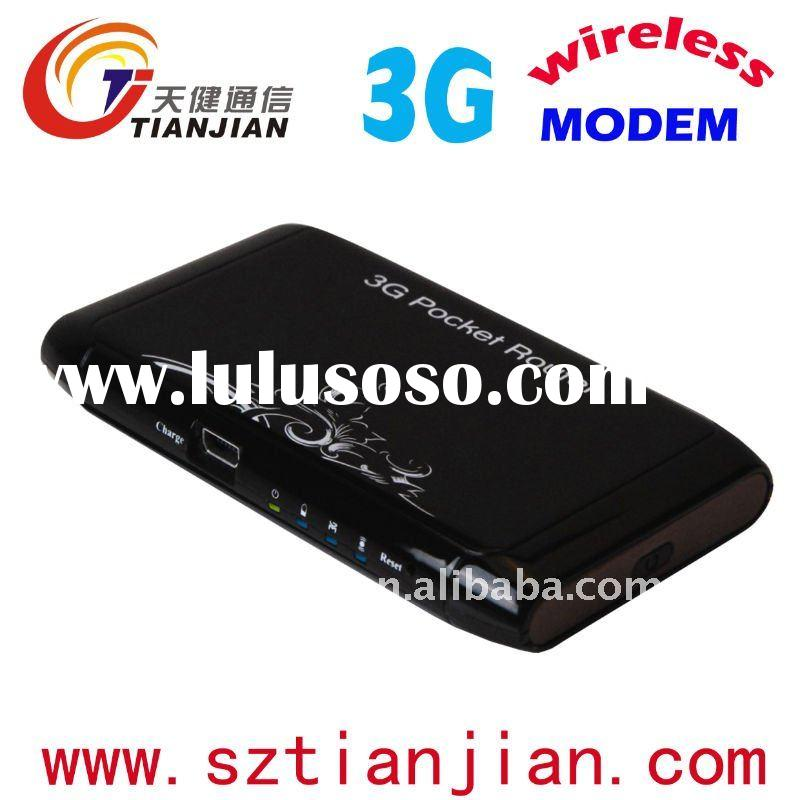 Wireless 3G SIM router