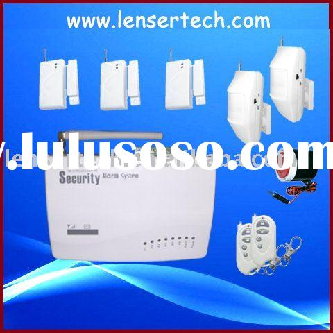 Wireless DIY GSM House Alarm System(LS-GSM-004)