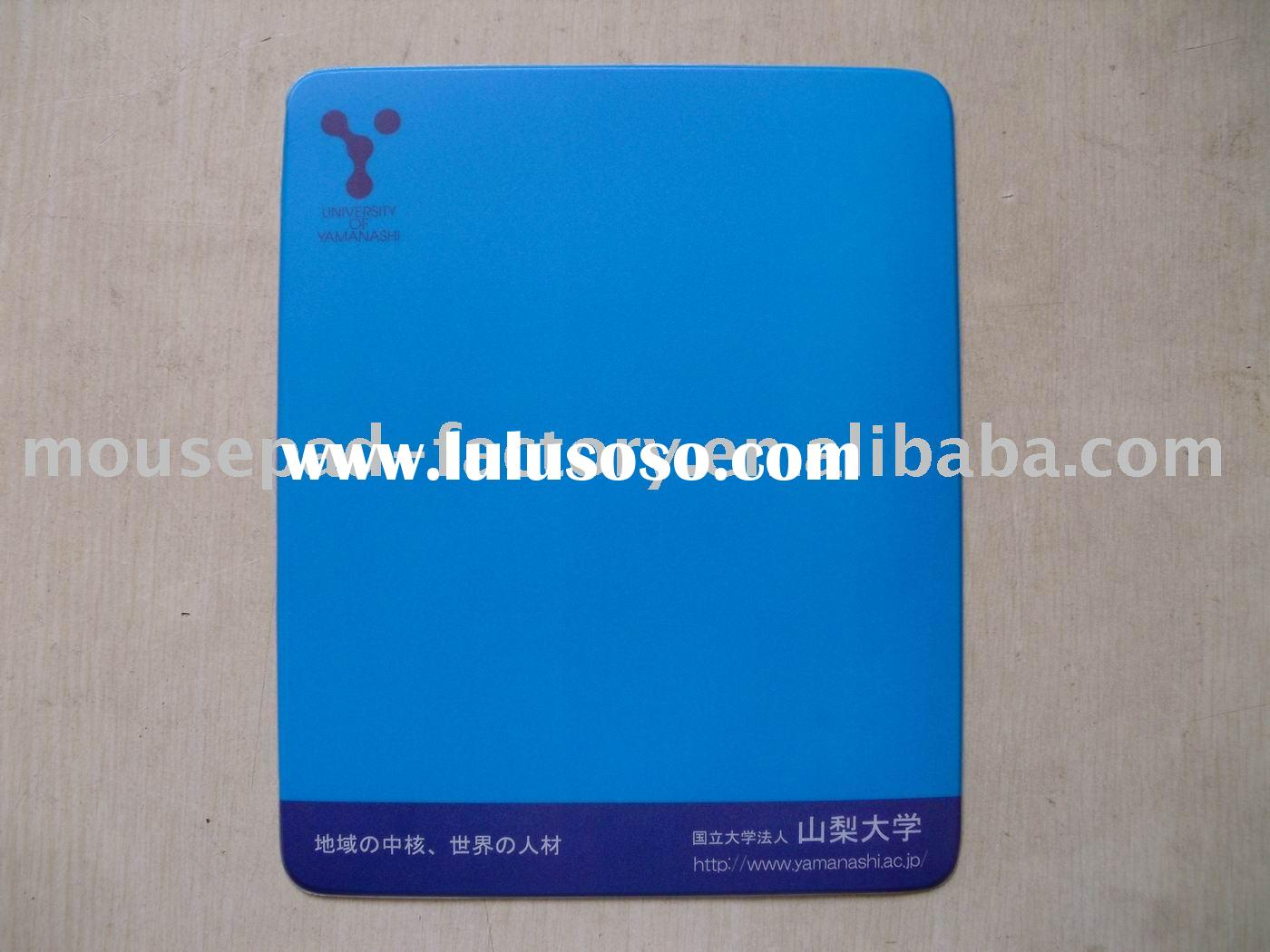 Writing mat, writing board mouse pad
