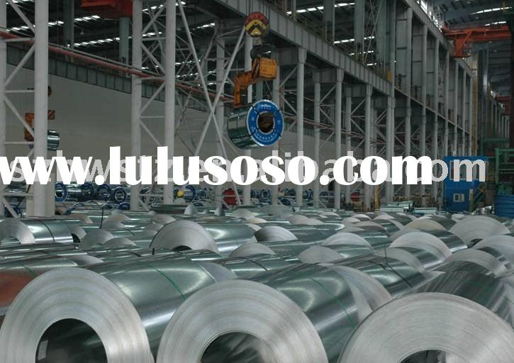 (GI)Hot dipped Galvanized steel sheet/coils