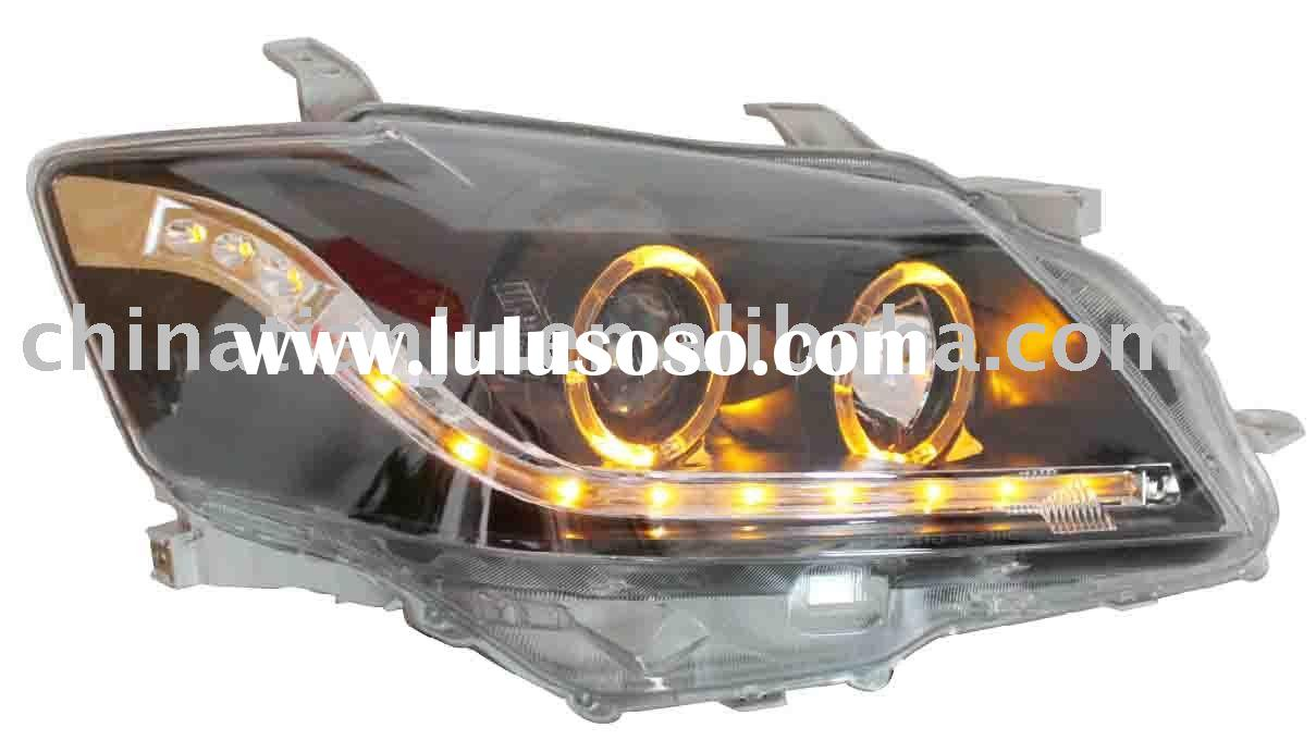 angel eyes headlight for Toyota Camry