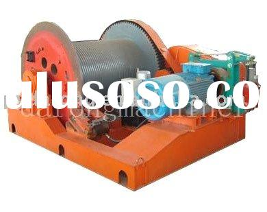cable winch, construction winches,hoist engine