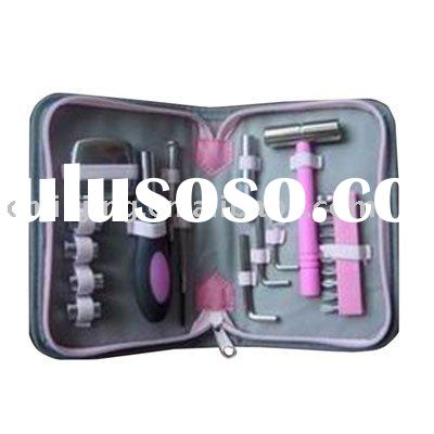 car emergency tool kit for ladies&roadside tool kit for ladies