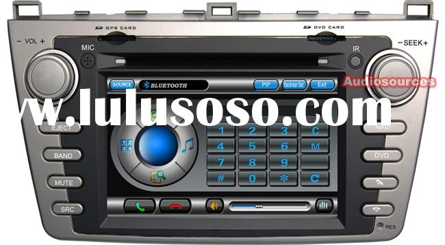 car gps navigation for New MAZDA 6 2009