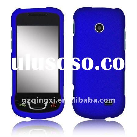 cell phone Rubberized hard protector case for T528/SGH-T528G