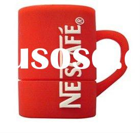 coffe mug shape usb flash