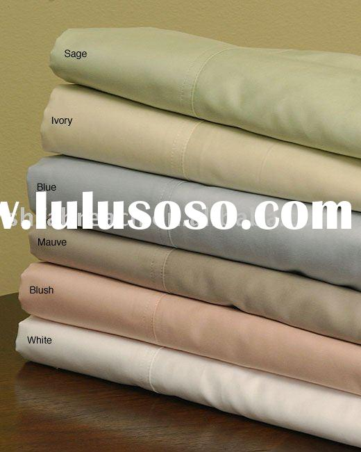 cotton bed sheet set