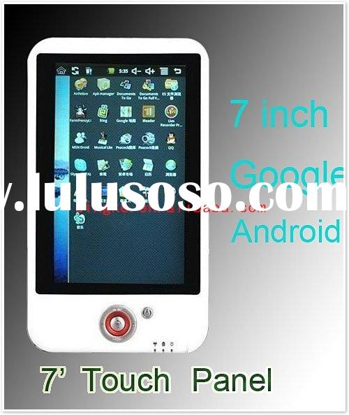 ebook reader for java touch screen mobile