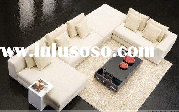 fabric corner Sofa sets,living room furniture