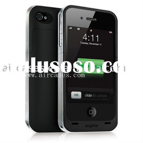 for all iPhone 4 battery case,black,red