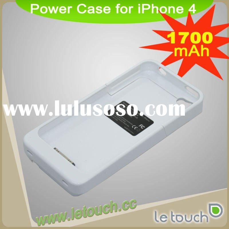 for iPhone 4 Rechargeable Backup Battery extender Power Pack