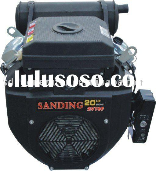 gasoline engine SD2V78F(20HP)