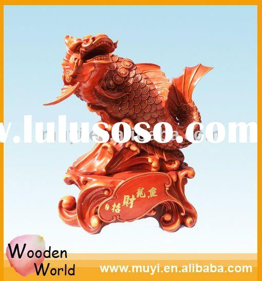 handicraft dragon fish (best gift, best decoration)