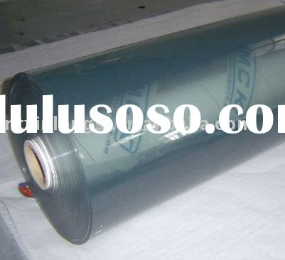 high-clear pvc film