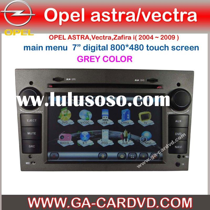 in dash car dvd player for OPEL ASTRA,Vectra,corsa,Zafira i( 2004 - 2009 )