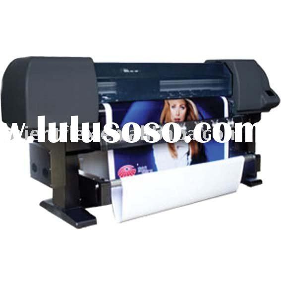large format solvent printing equipment