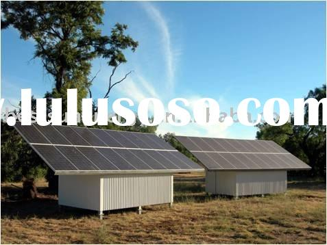 portable solar power generator 2005w