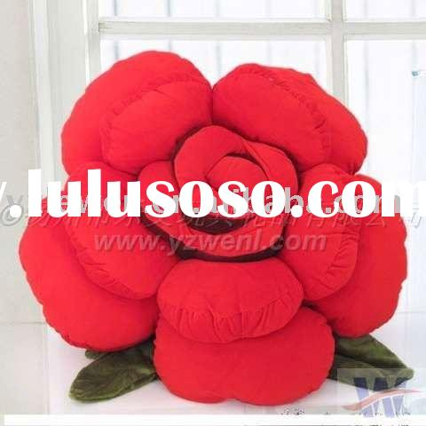 rose lovely pillow