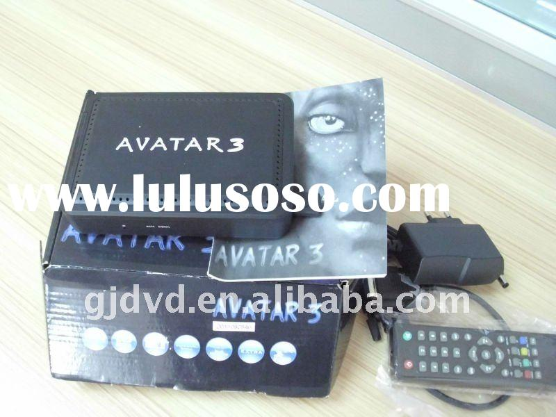 satellite receiver DVB-S MPEG-2 FTA DONGLE Avatar 3