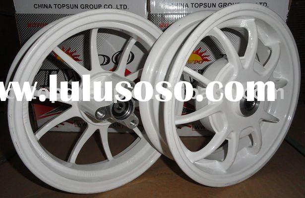 scooter 10 inch alloy wheel rim