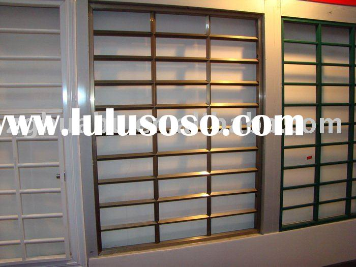 security aluminum window grille