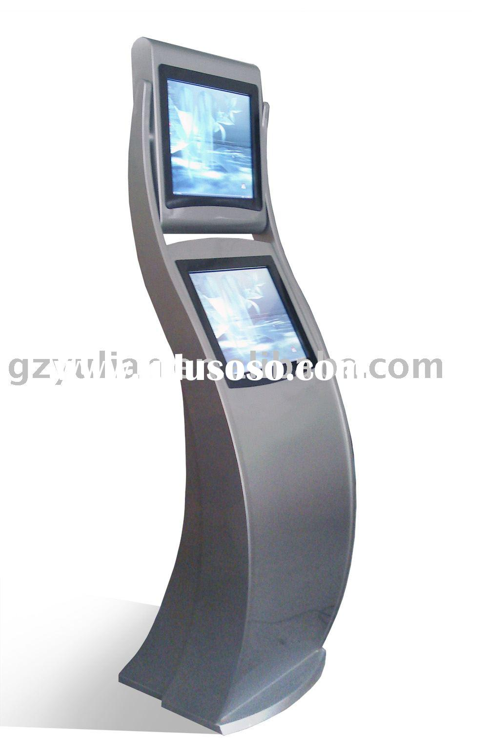 service Kiosk (ATM)/ dual screen kiosk/ kiosk terminal/ photo kiosk/kiosk keyboard