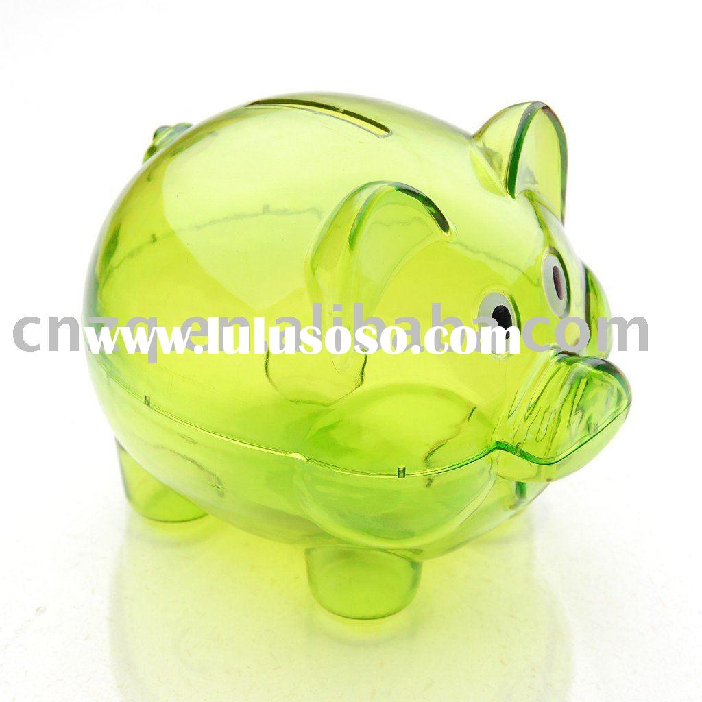 Plastic piggy banks for sale price china manufacturer for Plastic piggy banks for kids