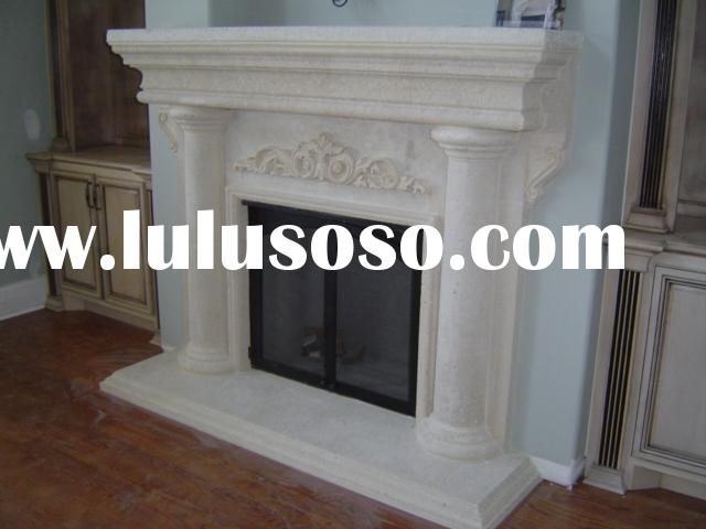 Fieldstone Stone Fireplace Surround For Sale Price China Manufacturer Supplier 684274