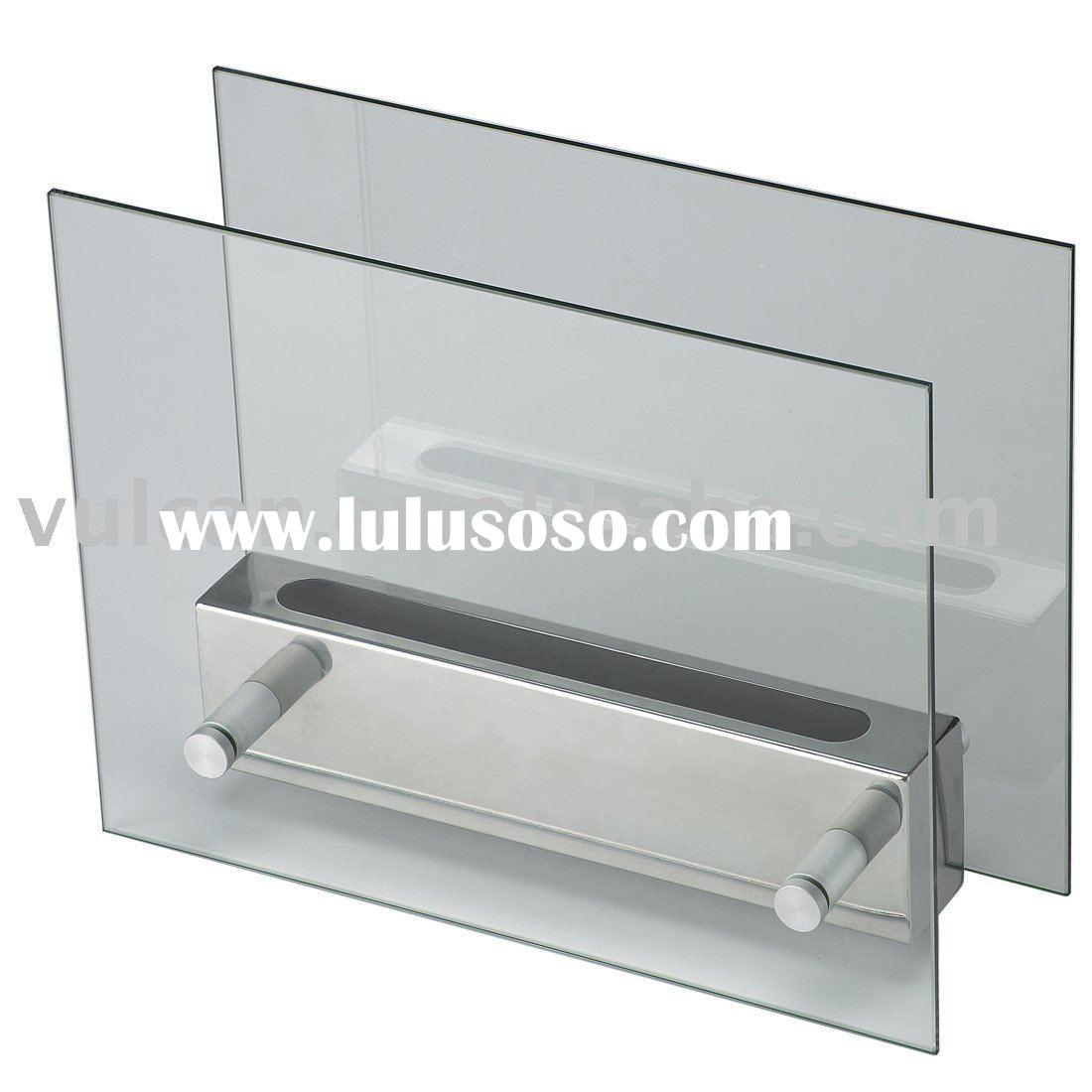 tempered glass + stainless steel Table top ethanol fireplace