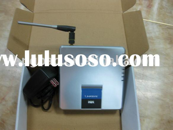 wholesale-Linksys Wireless router wAG 200G ADSL Modem Router with 4 port Switch