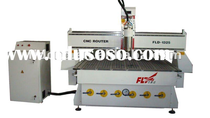 wood cnc router design machine
