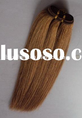 14'' mix color 30/144 remy Indian human hair weft