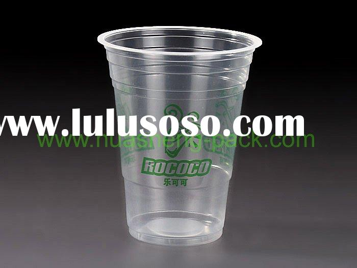 16oz Disposable Tableware Plastic Cups