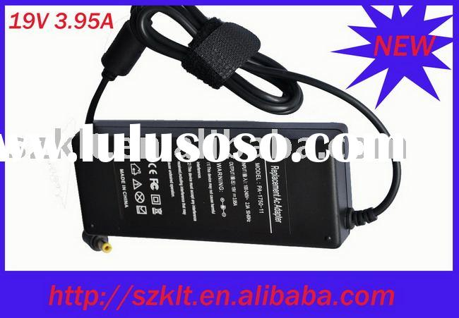 19V 3.9A Linear Power adapter for Toshiba Laptop