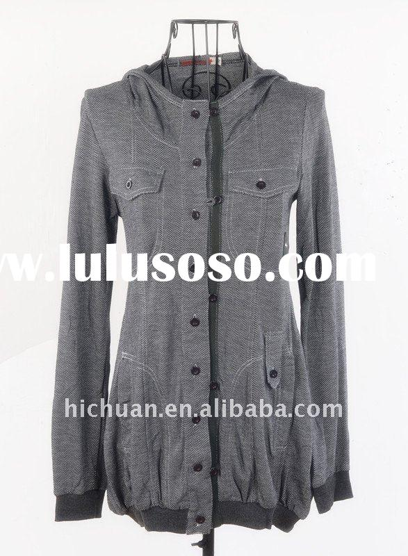 2011 Hot sale polyester\cotton coat