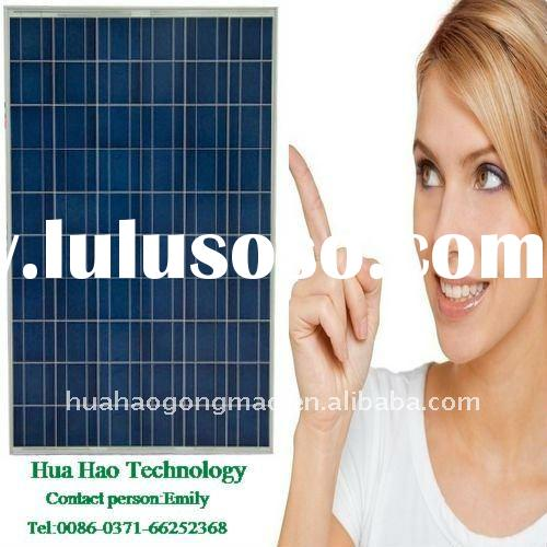 2011 Hot sell 100W trina flexible solar panel in China