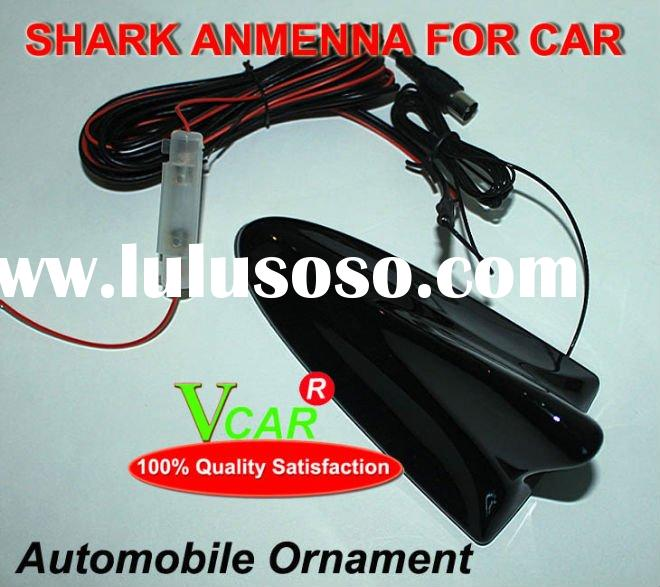 2011 New Top Sale Car TV Black Shark Antenna