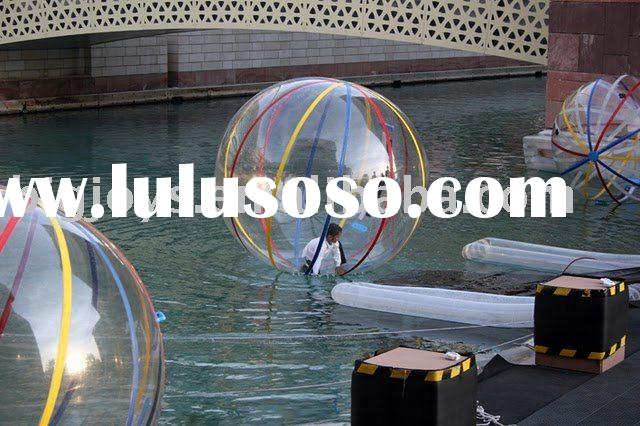 2011 Water walking ball, inflatable water ball