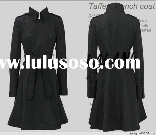 2011 Winter fashion brand women coats CH044